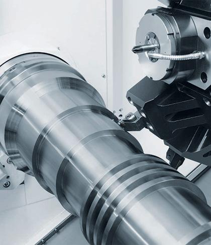 เครื่องกลึง CNC แบบ Multi-Tasking