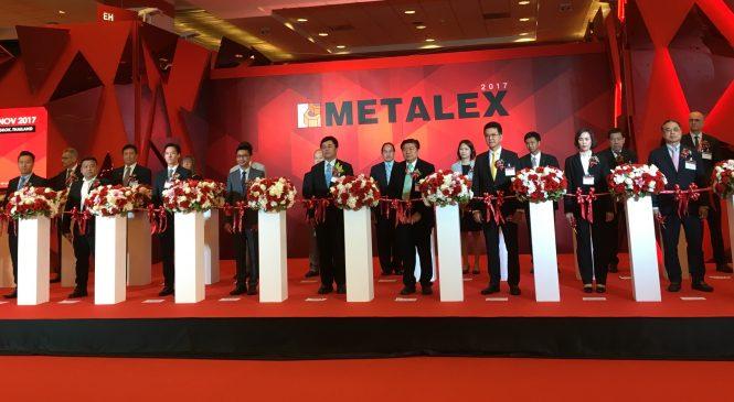 METALEX 2017 ครบเครื่องเรื่องโลหะการ เพื่อสายการผลิตแห่งอนาคต