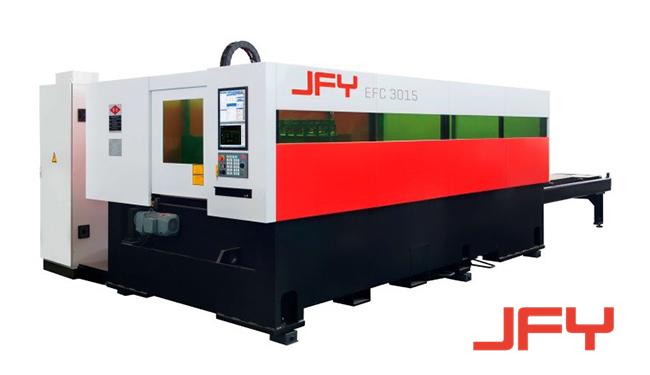 JFY'S EFC3015 LASER MACHINE