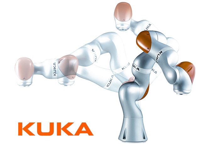 KUKA'S SENSITIVE ROBOTICS LBR IIWA
