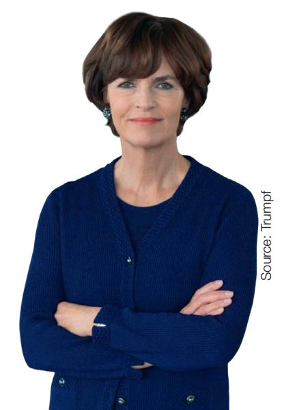 Dr. Nicola Leibinger-Kammuller