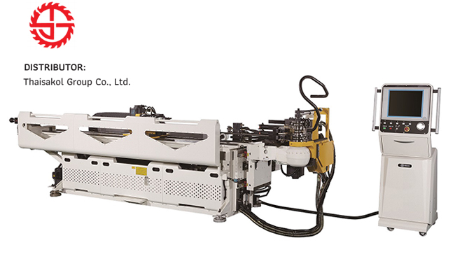 SOCO'S ROLL TUBE BENDING MACHINE ROLL