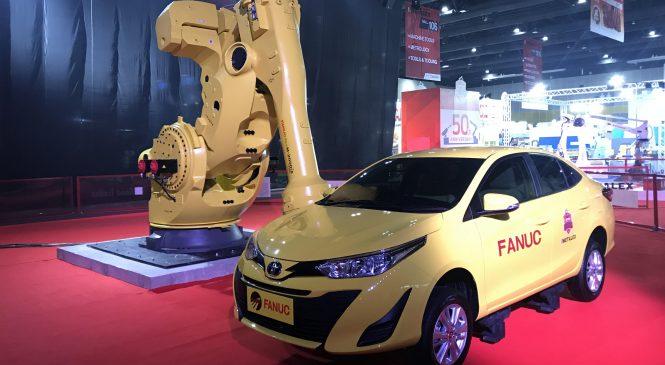 พบ SUPER ROBOTS ส่งตรงจากเยอรมนีและญี่ปุ่น ในงาน METALEX 2017