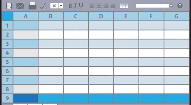 ใช้ Template วางแผนซ่อมบำรุงโรงงานด้วย Excel
