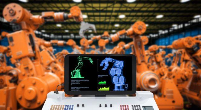 โรงงานขึ้นรูปแผ่นโลหะอัตโนมัติเต็มรูปแบบแห่งแรกของโลก