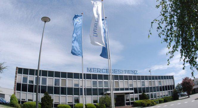 Daimler เลิกจ้าง 1 หมื่นรายทั่วโลกภายในปี 2022