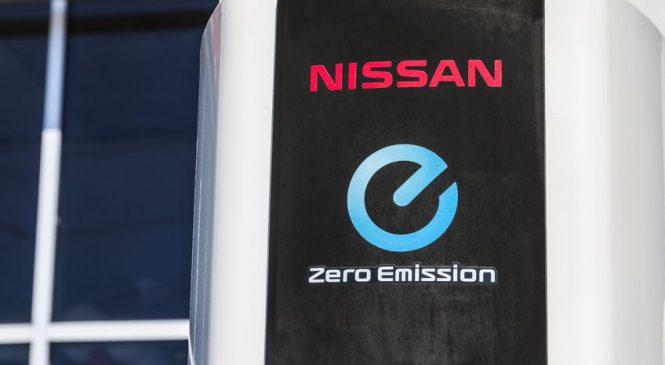 Nissan ทุ่มลงทุน EV ในจีน
