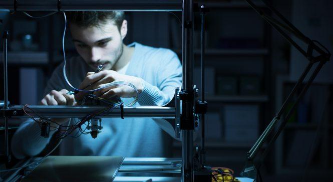 นักวิทยาศาสตร์ใช้ 3D Printer พิมพ์ของเหลวได้แล้ว!