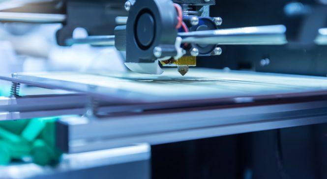 3D Printer กับชิ้นส่วนที่ซ่อมตัวเองได้!