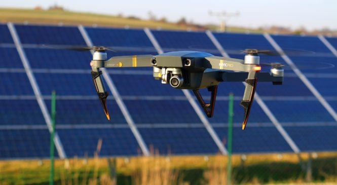 3 จุดเด่นการใช้ Drone ในอุตสาหกรรม