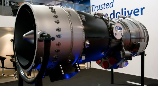 Rolls-Royce วางแผนรับมือ Brexit