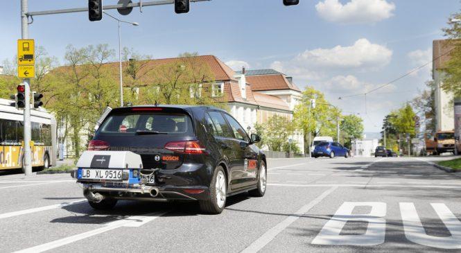 Bosch พบทางรอดเครื่องยนต์ดีเซล