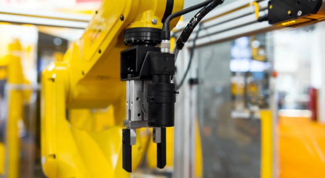 AI Startup ตั้งเป้าพัฒนาหุ่นยนต์อุตสาหกรรมสู่ 'ผู้เชี่ยวชาญ'