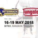 INTERMACH'18: ลุ้นไอโฟน 8 สีแดง Limited Edition กับบูธ Tungaloy