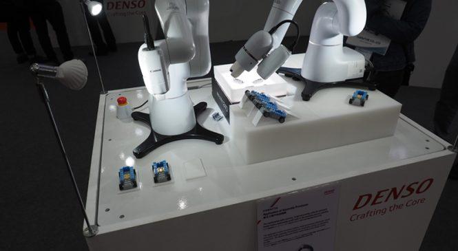DENSO ในอเมริกาใช้ AI ช่วยใน Digital Transformation