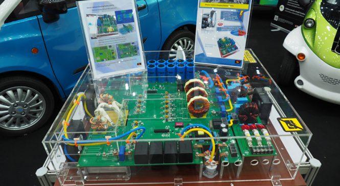 ยานยนต์ไฟฟ้าไทยในงาน MANUFACTURING EXPO 2018