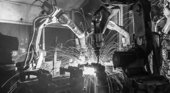 ประเภทของหุ่นยนต์อุตสาหกรรมในปัจจุบัน