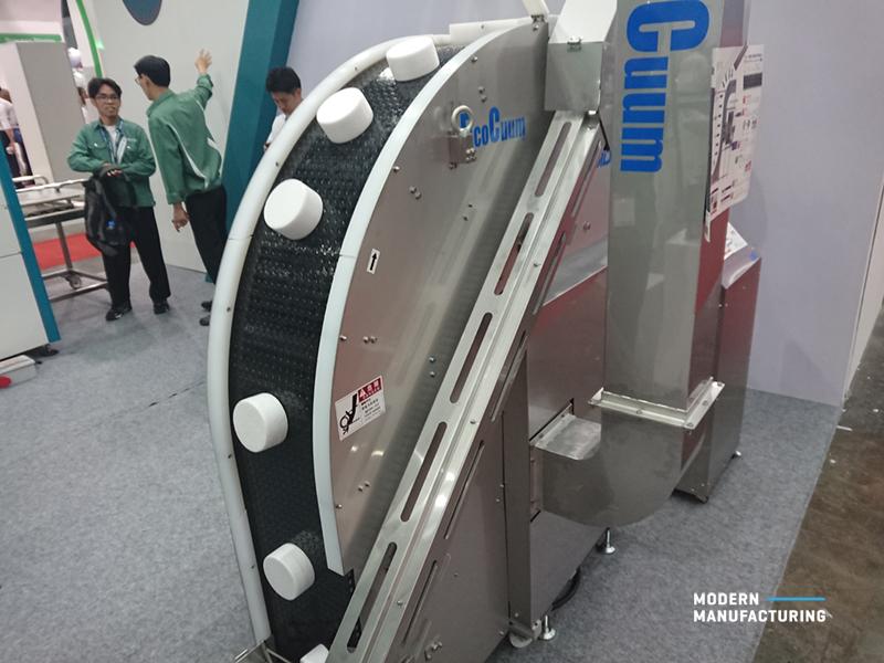 เครื่องลำเลียงสินค้าด้วยระบบสุญญากาศ