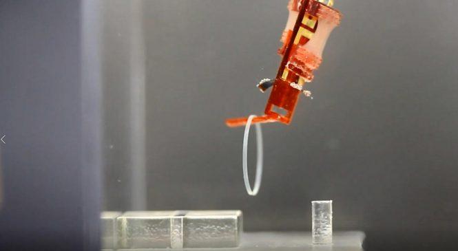 หุ่นยนต์กับการตอบสนองใกล้เคียงกับกล้ามเนื้อในอนาคต