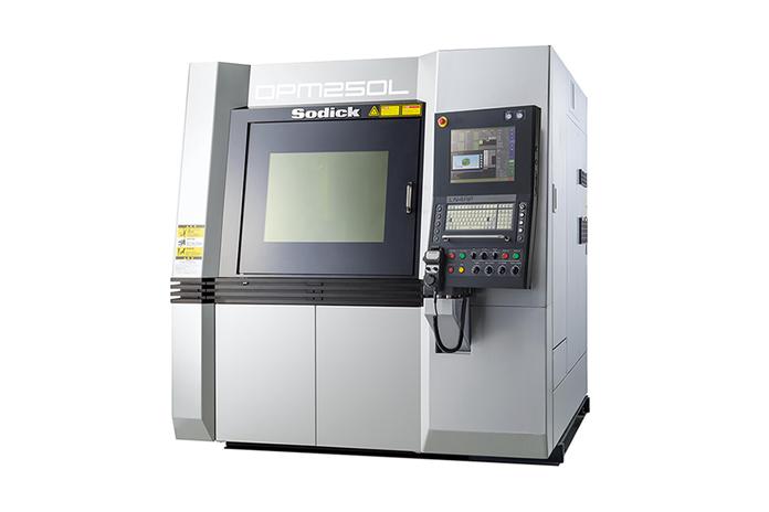 SODICK OPM250L 3D Metal Printing