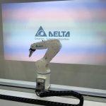 เดลต้าโชว์หุ่นยนต์ในงาน Manufacturing Expo 2018
