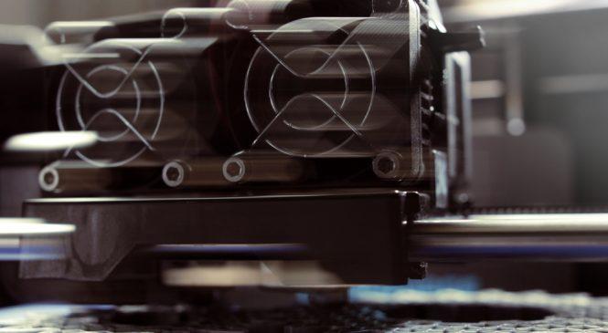 เทคนิค 3D Print แบบใหม่ด้วยโครงสร้างแม่เหล็ก
