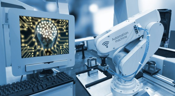 4 เทคโนโลยีสำคัญสำหรับ AI ในอุตสาหกรรมการผลิต