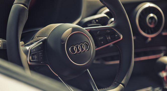 Audi เร่งผลิตต้นแบบด้วย AM หลากสี
