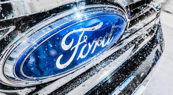 Ford จีนผนึกกำลัง Baidu สำหรับ AI และการเชื่อมต่อสำหรับยานยนต์