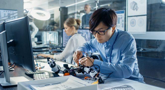 สิงคโปร์เพิ่มขุมกำลังให้เหล่าผู้ผลิตด้วยการอัดฉีดเทคโนโลยี