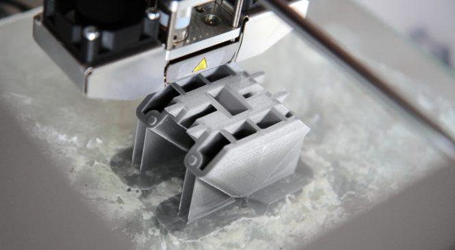 3D Printing ผลิตดวงตาจำลองได้แล้ว