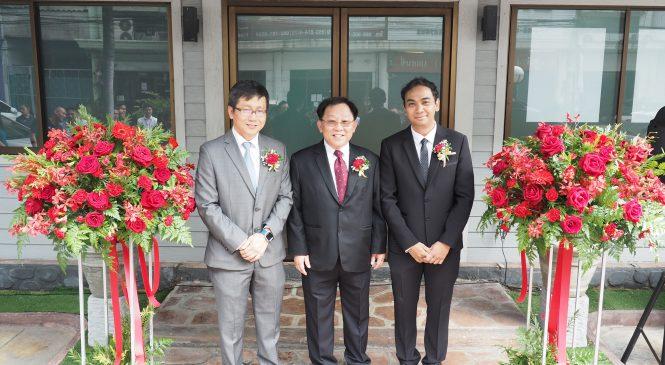QES ประเทศไทยเปิดตัว Knowledge Center