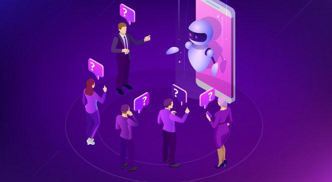 Chatbot เติมเต็มระบบอัตโนมัติให้ธุรกิจอุตสาหกรรม
