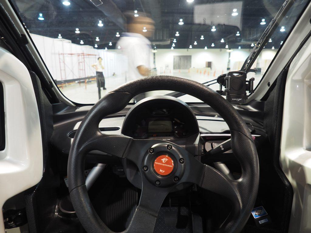 ยานยนต์ไฟฟ้า EV ในงานวิศวกรรมแห่งชาติ 2561
