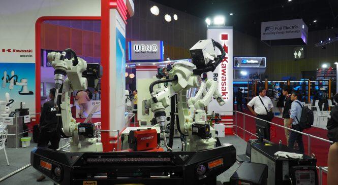[METALEX Highlight] RobotX ทีเด็ดระบบหุ่นยนต์ METALEX 2018