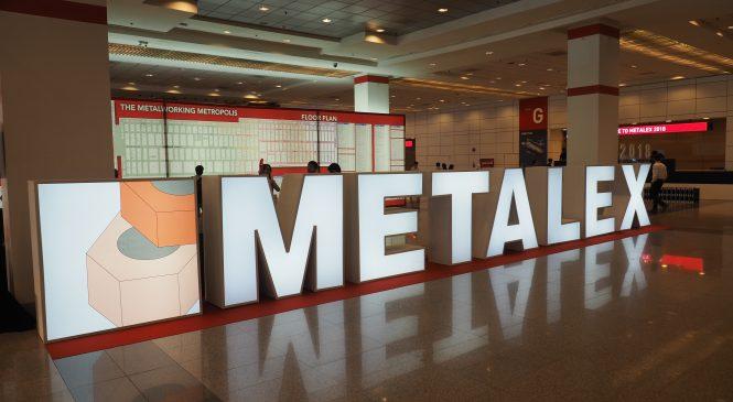 [METALEX Preview] เริ่มแล้ววันนี้ METALEX 2018