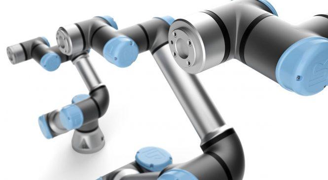 5 ข้อดีของหุ่น e-Series จาก Universal Robots