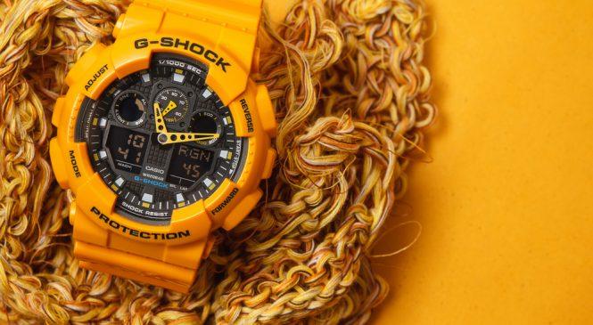 นาฬิกา G-Shock รุ่นพิเศษเขาผลิตกันอย่างไร?
