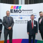 EMO Hannover 2019: 'เทคโนโลยีอัจฉริยะเพื่อขับเคลื่อนการผลิตแห่งอนาคต!'