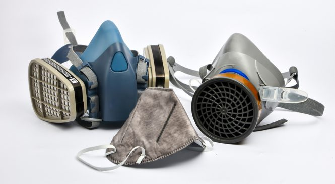รู้จักหน้ากากป้องกันทางเดินหายใจสำหรับงานอุตสาหกรรม