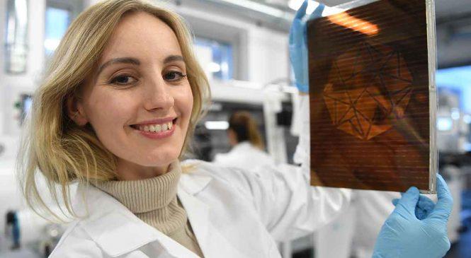 ผลิตแผง Solar Cell ด้วยการพิมพ์ Inkjet พลิกโฉมพลังงานแสงอาทิตย์