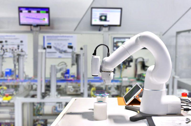 Robot Vision Camera