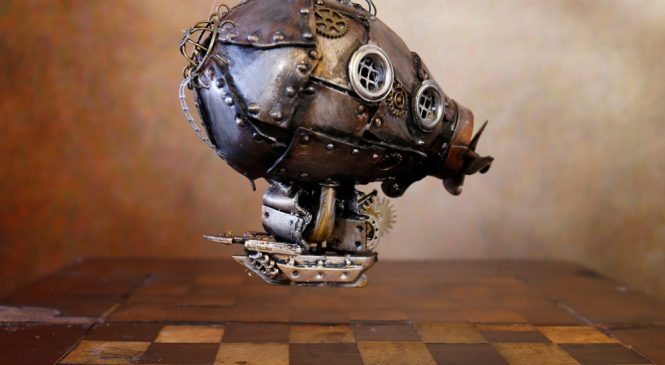 Steampunk แรงบันดาลใจจากอุตสาหกรรมและเครื่องจักรไอน้ำ