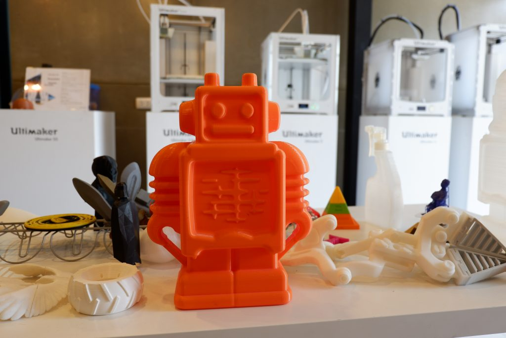3d robot from ultimaker