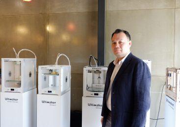 คุยเฟื่องเรื่อง 3D Printer สำหรับงานพลาสติกกับ Benjamin Tan แห่ง Ultimaker