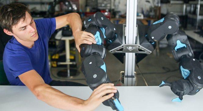 Blue หุ่นยนต์ต้นทุนต่ำรุ่นใหม่จาก UC Berkeley