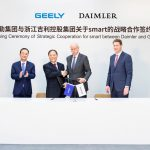 Daimler จับมือ Geeley Holding ผลิต EV และยานยนต์อัจฉริยะ