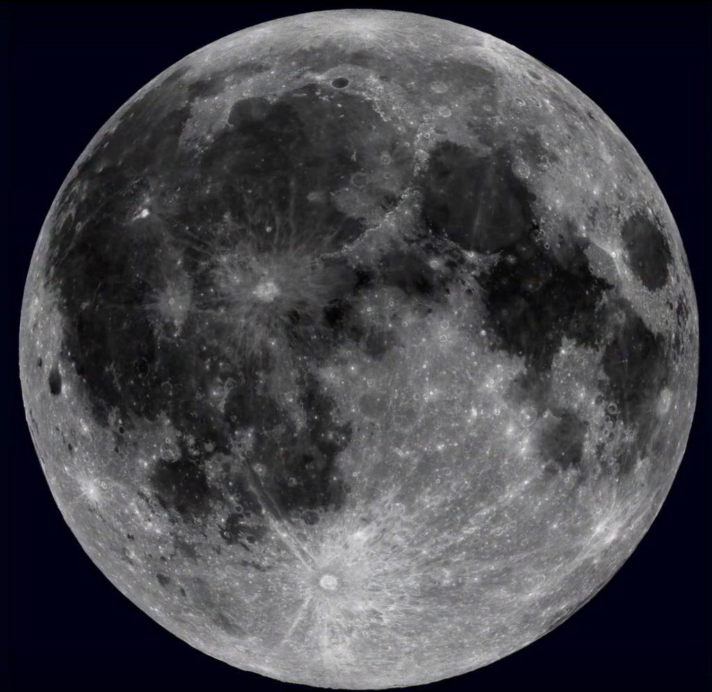 Nasa Iconic Moon Shot, Credit: NASA