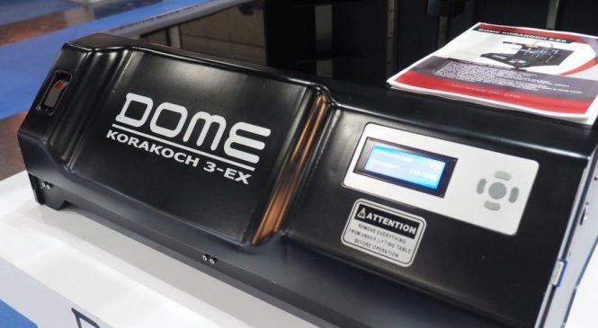 [Intermach 2019] DOME เครื่องพิมพ์ 3 มิติไทย ๆ สำหรับโรงงาน