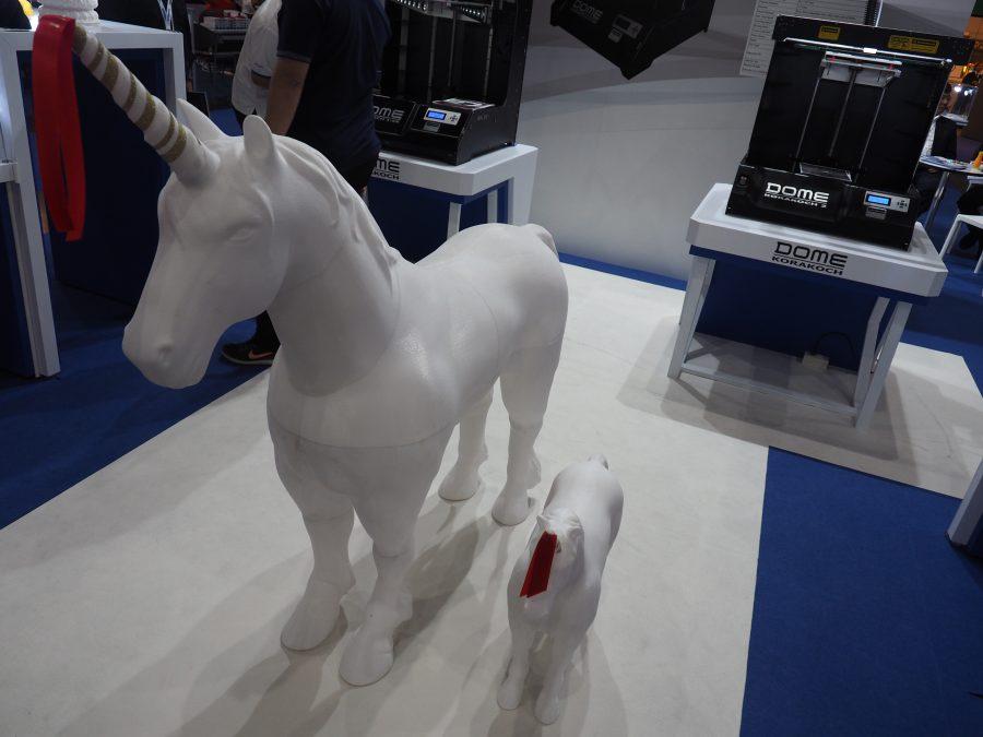 Unicorn 3D Print
